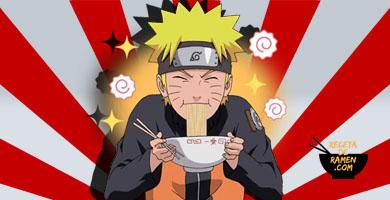 Miniatura Ramen de Naruto