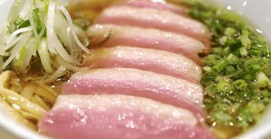 receta de ramen de salmon con miso picante y dashi